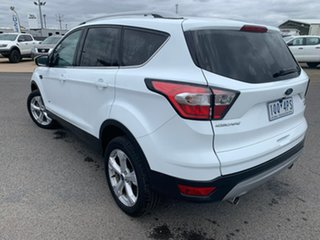 2019 Ford Escape ZG 2019.25MY Trend White 6 Speed Sports Automatic Dual Clutch SUV.