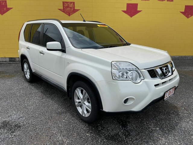 Used Nissan X-Trail T31 Series IV ST Winnellie, 2012 Nissan X-Trail T31 Series IV ST White 1 Speed Constant Variable Wagon