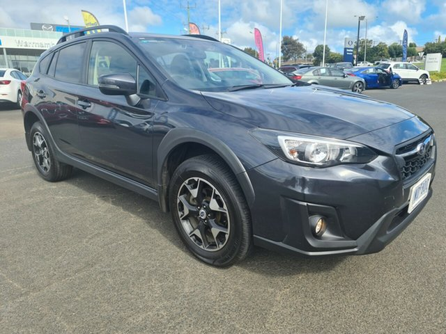 Used Subaru XV G5X MY18 2.0i-L Lineartronic AWD Warrnambool East, 2018 Subaru XV G5X MY18 2.0i-L Lineartronic AWD Grey 7 Speed Constant Variable Wagon