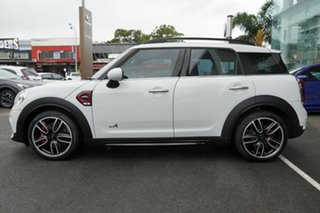 2018 Mini Countryman F60 MY19 John Cooper Works ALL4 Light White 8 Speed Automatic Wagon