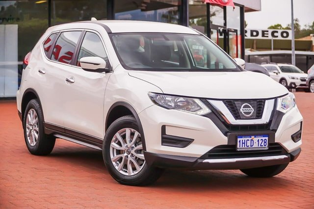 Used Nissan X-Trail T32 Series II ST X-tronic 2WD Gosnells, 2019 Nissan X-Trail T32 Series II ST X-tronic 2WD White 7 Speed Constant Variable Wagon