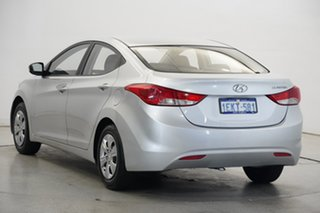 2012 Hyundai Elantra MD2 Active Sleek Silver 6 Speed Sports Automatic Sedan