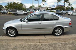 2004 BMW 320i E46 Silver 5 Speed Auto Steptronic Sedan