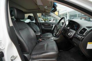 2015 Holden Captiva CG MY15 7 LTZ (AWD) White 6 Speed Automatic Wagon