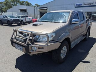 2010 Toyota Hilux KUN26R MY10 SR5 Gold 4 Speed Automatic Utility.