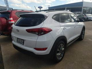 2017 Hyundai Tucson ACTIVE X White 6 Speed Automatic Wagon.