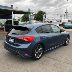2019 Ford Focus ST-Line Blue Automatic Hatchback