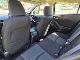 2015 Mazda 3 BM5436 SP25 SKYACTIV-MT Deep Crystal Blue 6 Speed Manual Hatchback