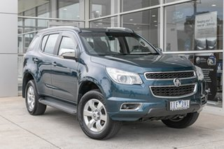 2016 Holden Colorado 7 RG MY16 LTZ Blue 6 Speed Sports Automatic Wagon.