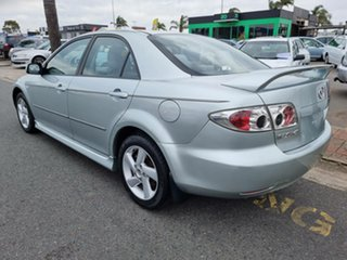 2003 Mazda 6 GG1031 Classic Silver 4 Speed Sports Automatic Hatchback