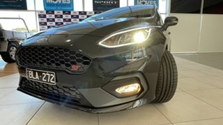 2020 Ford Fiesta WG 2020.25MY ST Agate Black 6 Speed Manual Hatchback.