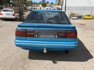 1993 Ford Fairmont EB II Ghia Blue 4 Speed Automatic Sedan