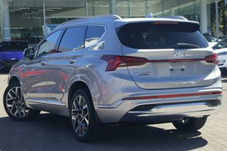 2020 Hyundai Santa Fe Tm.v3 MY21 Highlander DCT Typhoon Silver 8 Speed Sports Automatic Dual Clutch.