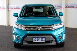 2018 Suzuki Vitara LY RT-S Turquoise 6 Speed Automatic Wagon.