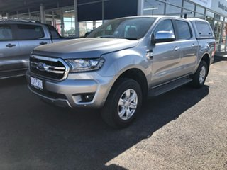 2019 Ford Ranger XLT Silver 6 Speed Automatic Utility