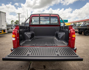 2020 Mahindra Pik-Up MY20 4WD S10+ Red 6 Speed Manual Dual Cab Utility.