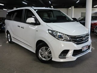 2018 LDV G10 SV7A Executive White 6 Speed Sports Automatic Wagon.