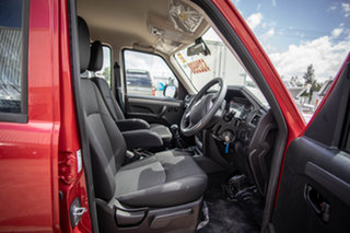 2020 Mahindra Pik-Up MY20 4WD S10+ Red 6 Speed Manual Dual Cab Utility
