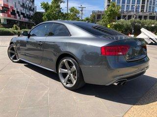 2014 Audi A5 8T MY14 Sportback S Tronic Quattro Grey 7 Speed Sports Automatic Dual Clutch Hatchback.