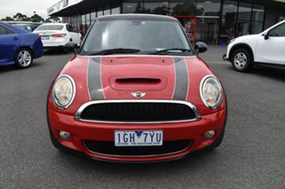 2009 Mini Hatch R56 Cooper S Red 6 Speed Manual Hatchback