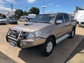 2010 Toyota Hilux KUN26R MY10 SR5 Gold 4 Speed Automatic Utility