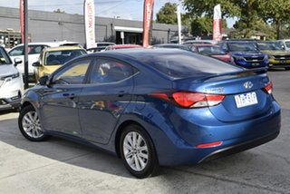 2013 Hyundai Elantra MD3 Trophy Blue 6 Speed Sports Automatic Sedan