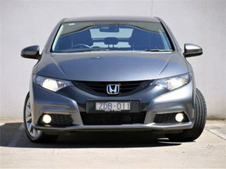 2012 Honda Civic 9th Gen VTi-L Polished Metal Sports Automatic Hatchback.