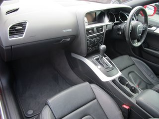 2010 Audi A5 8T MY10 Sportback S Tronic Quattro Red 7 Speed Sports Automatic Dual Clutch Hatchback