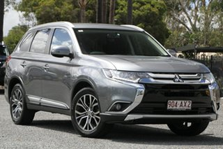 2015 Mitsubishi Outlander ZK MY16 LS 4WD Titanium 6 Speed Constant Variable Wagon.