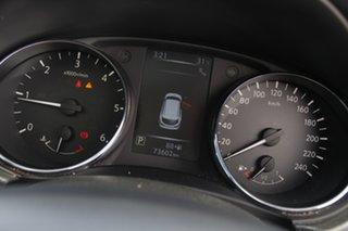 2015 Nissan Qashqai J11 TL White 1 Speed Constant Variable Wagon