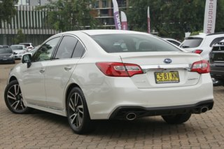 2018 Subaru Liberty MY18 2.5I Crystal White Continuous Variable Sedan.