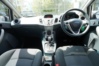 2011 Ford Fiesta WT CL PwrShift Silver 6 Speed Sports Automatic Dual Clutch Hatchback