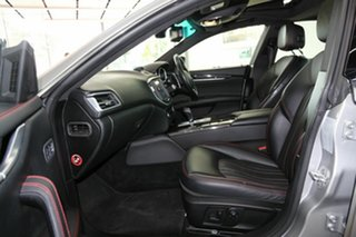 2015 Maserati Ghibli M157 MY15 S Silver 8 Speed Sports Automatic Sedan