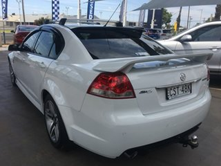 2013 Holden Commodore VE Series II SV6 White Sports Automatic