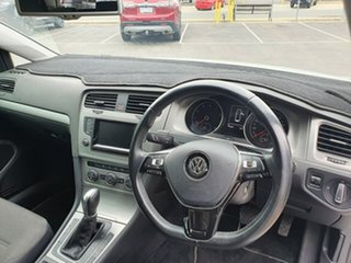 2014 Volkswagen Golf VII MY14 90TSI DSG Comfortline White 7 Speed Sports Automatic Dual Clutch Wagon