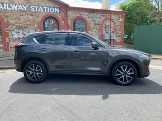 2017 Mazda CX-5 KF4WLA Akera SKYACTIV-Drive i-ACTIV AWD Titanium Flash 6 Speed Sports Automatic.