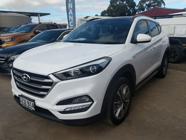 Used Hyundai Tucson Epsom, 2017 Hyundai Tucson ACTIVE X White 6 Speed Automatic Wagon