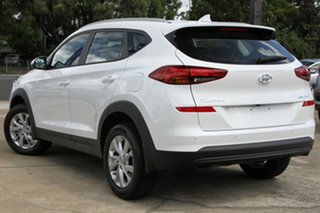 2020 Hyundai Tucson TL4 MY20 Active AWD White Pearl 8 Speed Sports Automatic Wagon.