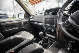 2020 Mahindra Pik-Up MY20 4WD S10+ Red Rage 6 Speed Manual Dual Cab Utility