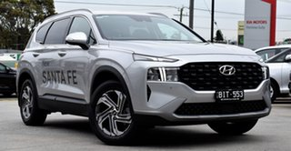 2020 Hyundai Santa Fe Tm.v3 MY21 Active DCT Typhoon Silver 8 Speed Sports Automatic Dual Clutch