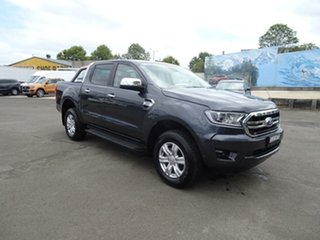 2020 Ford Ranger PX MKIII 2020.2 XLT Meteor Grey 6 Speed Sports Automatic Double Cab Pick Up.