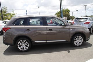 2019 Mitsubishi Outlander ZL MY19 ES 2WD Brown 6 Speed Constant Variable Wagon