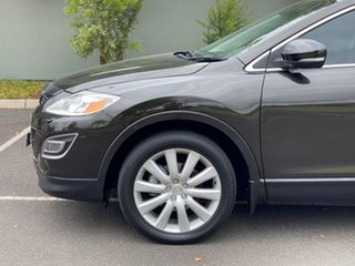 2009 Mazda CX-9 TB10A3 MY10 Grand Touring Black 6 Speed Sports Automatic Wagon
