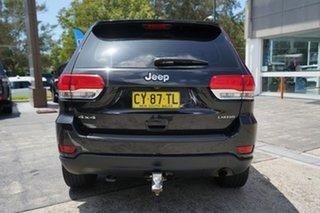 2014 Jeep Grand Cherokee WK MY14 Laredo (4x4) Black 8 Speed Automatic Wagon