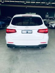 2019 Mercedes-Benz GLC-Class X253 809MY GLC250 d 9G-Tronic 4MATIC White 9 Speed Sports Automatic