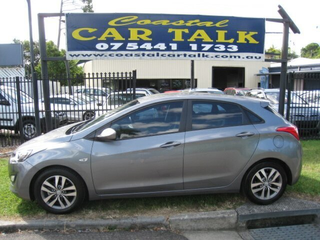 Used Hyundai i30 GD MY14 Active Nambour, 2015 Hyundai i30 GD MY14 Active Grey 6 Speed Automatic Hatchback