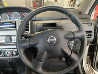 2007 Nissan X-Trail T30 II MY06 ST Metallic Beige 5 Speed Manual Wagon