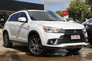 2017 Mitsubishi ASX XC MY18 LS 2WD Starlight 1 Speed Constant Variable Wagon.