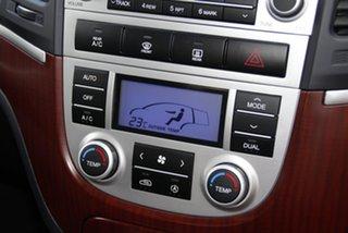 2008 Hyundai Santa Fe CM MY08 SX Brown 5 Speed Sports Automatic Wagon