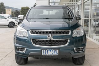 2016 Holden Colorado 7 RG MY16 LTZ Blue 6 Speed Sports Automatic Wagon